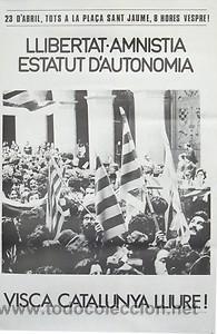 lliberta, amnistia, estatut