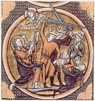 masacre judíos I cruzada (Biblia s. XIII)