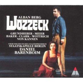 Wozzeck portada