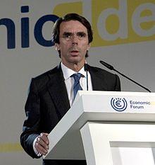 Aznar_in_Economic_Ideas_Forum,_Madrid,_Spain