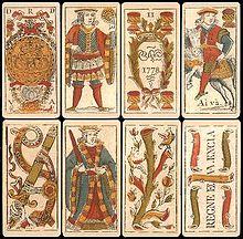 baralla- Spanish_deck_printed_in_Valencia,_in_1778