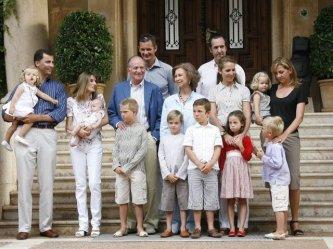 familia-real española 1