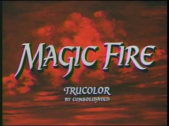 magic fire principio