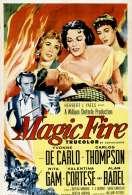 magic fire protada m
