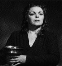 Martha Mödl Isolde