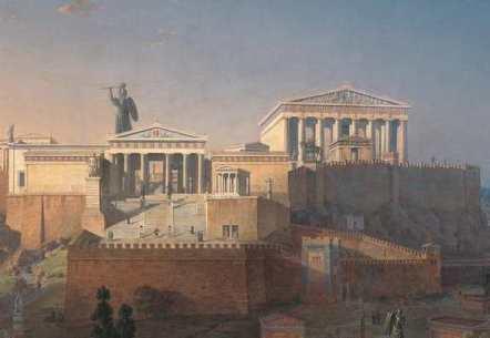 Akropolis-detail