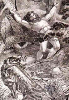 Sigmund y la loba