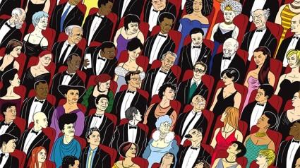 burgueses en la ópera