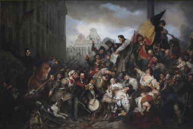 Guerra de la independència belga.