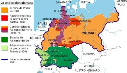 unificacion alemana  bo