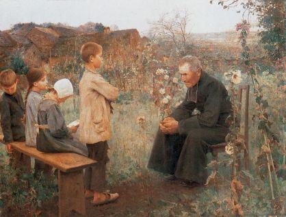 catecismo-800px-Jules-Alexis_Muenier_-_La_Leçon_de_catéchisme