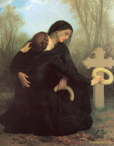 la muerte-William-Adolphe_Bouguereau_(1825-1905)_-_The_Day_of_the_Dead_(1859)
