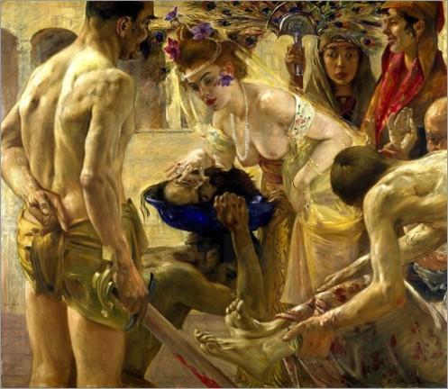 salome- lovis-corinth-salome-ii-fassung-1900-cuadro