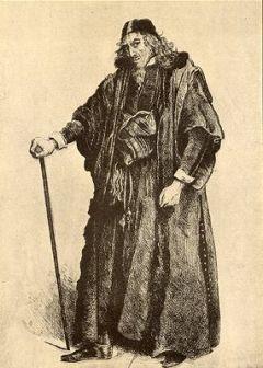 El mercader de Venecia. El judío usurero Shyloc. - shyloc-
