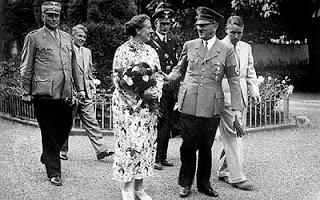 Hitler y sus sobrinos bayreuth 1937