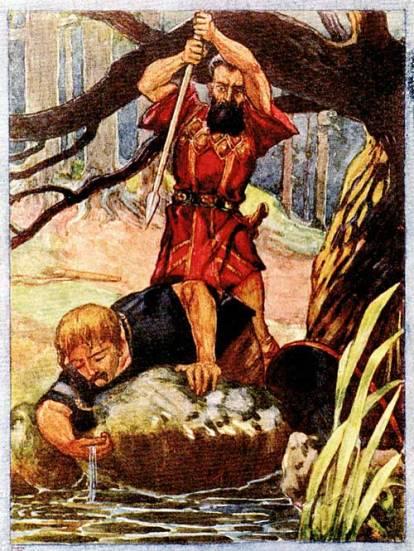 siegfried's death