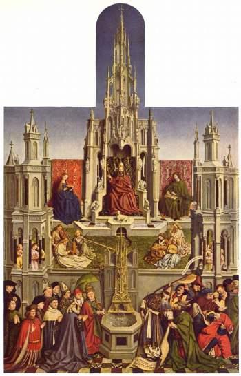 El triunfo de la iglesia sobre la sinagoga 2