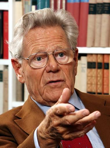 Hans Küng wird 80