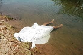 muerto en en río