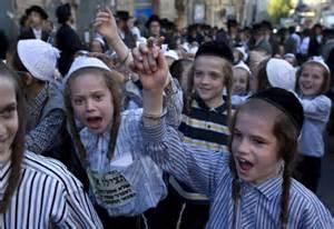 niños judios ultra