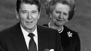 thatcher i reagan