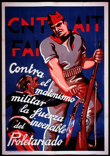 cartell anarquista