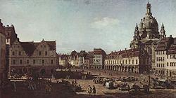 Dresde ciutat