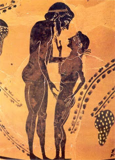 griegos homo