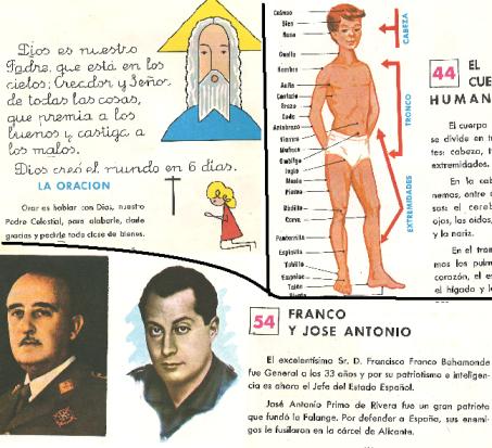 llibre franquista