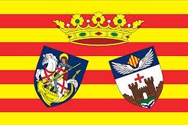 bandera i escuts d'alcoi