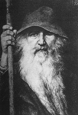 Oden_som_vandringsman,_1886_(Odin,_the_Wanderer)