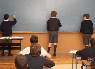 escuela segregada