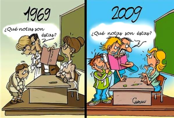 mestres abans i ara