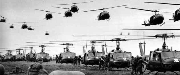 vietman helocopter