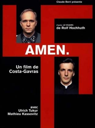 Amen 2002 rŽal : Costa Gavras Collection Christophel