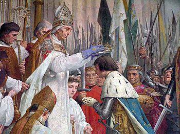 coronacio rei