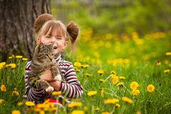 niña gato 3