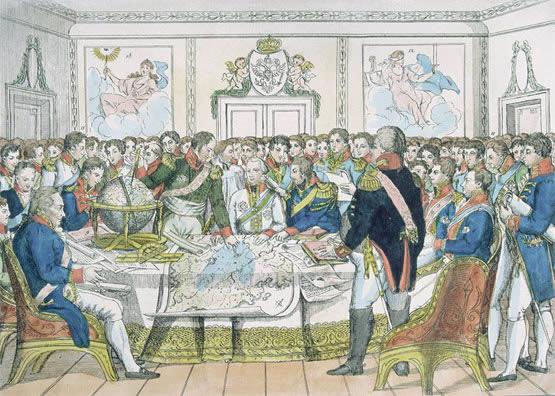 Santa Alianza 1815