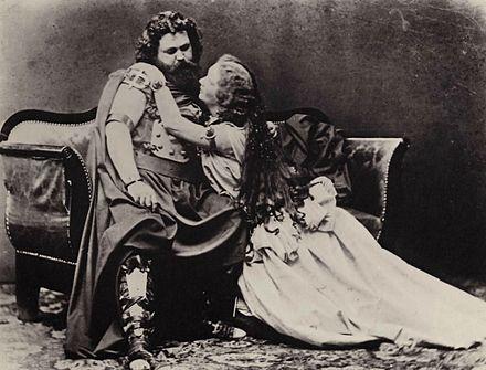 tristan- premier_Ludwig_und_Malwine_Schnorr_von_Carolsfeld_-_Tristan_und_Isolde,_1865f