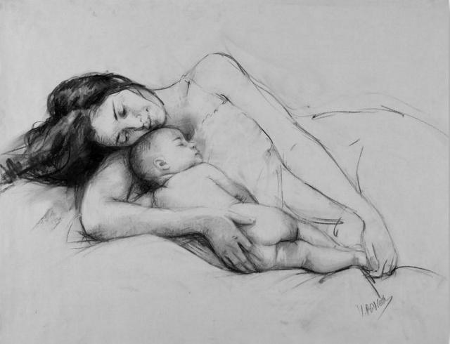 mujer-con-bebe