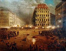 Dresde revolution