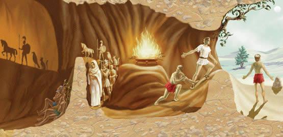El-mito-de-la-caverna