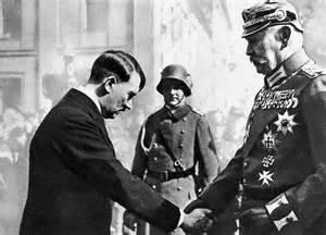 Hitler y ribenburg