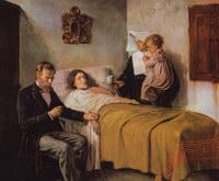 Medico-enfermo-Goya