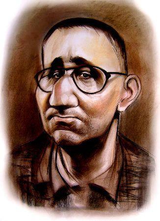 brecht1 caricatura