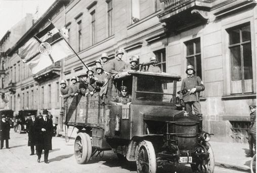 freikorps 888