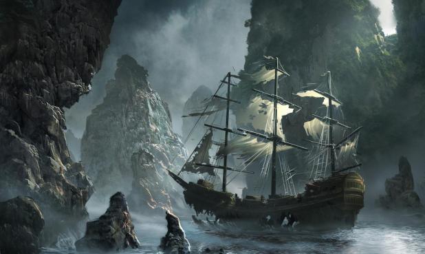 holandes barco roto