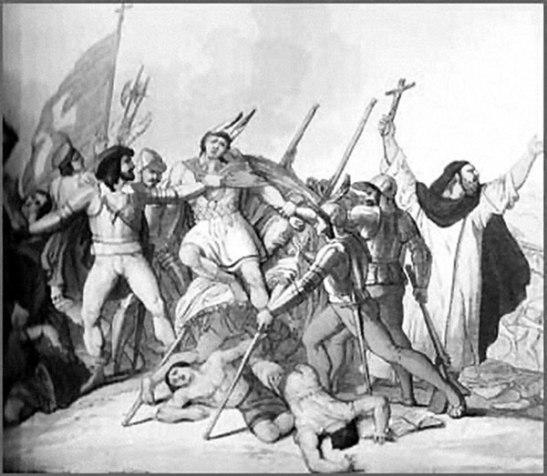 masacre indigena