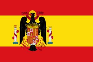 bandera franquista