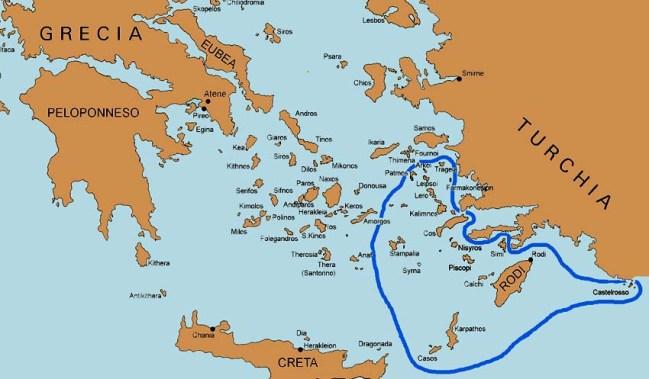 illes egeu